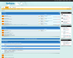 ThePrairie 4.x vBulletin Skin