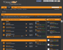 OrangeVille 4.x vBulletin Theme - Forum Home