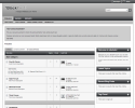 BlackPost 5.x vBulletin Template - Forum Home