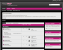 DarkPink 5.x vBulletin Template - Forum Home